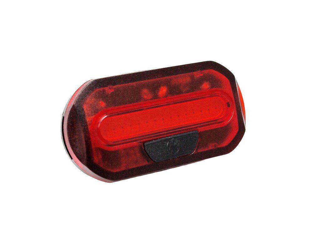 Sinalizador Traseiro X-Plore 15 Chips De Led Vermelho