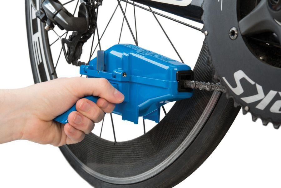 Limpador de Corrente Profissional Park Tool - CM-25 Azul