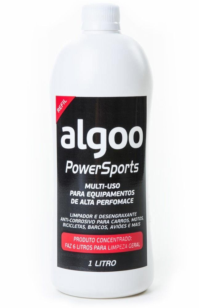 Desengraxante Bike Moto Multiuso Algoo Powersports - 1 Litro