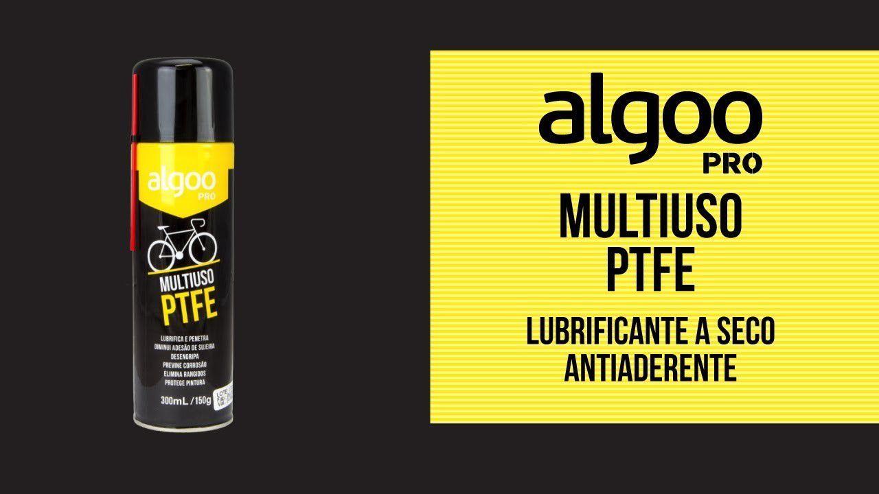 Lubrificante Multiuso Algoo PTFE Spray 300ML