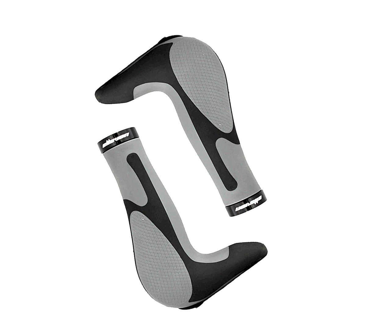 Manopla Bar End Integrado Ergonômico Confort Gel