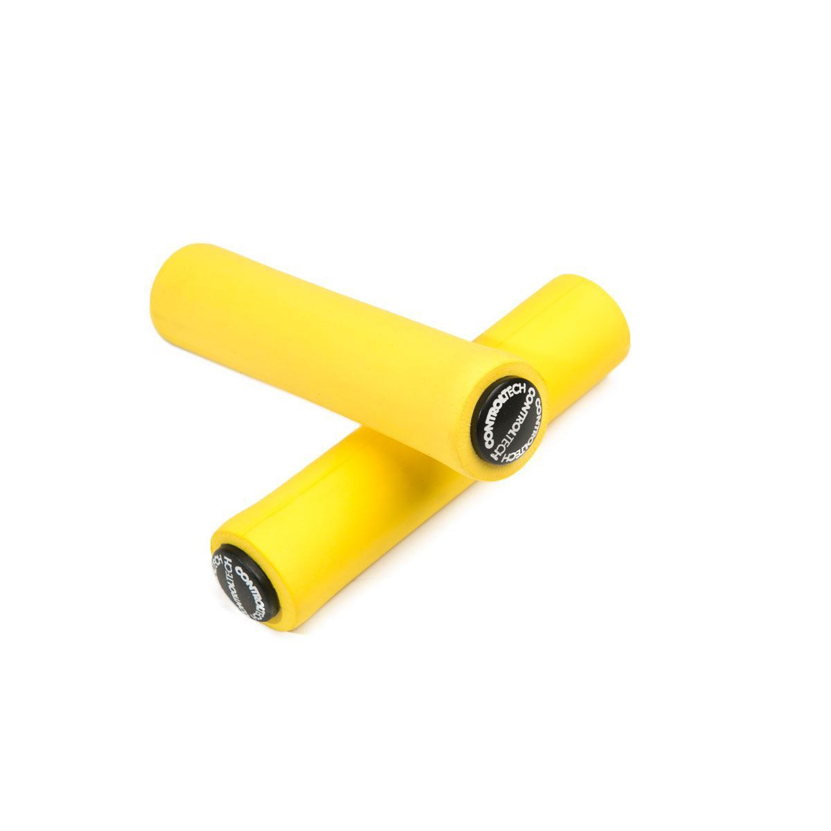Manopla ControlTech Silicone MTB GP-16 - 130mm Amarelo