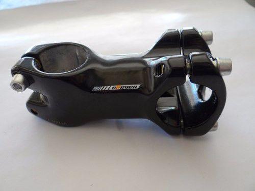 Mesa Mtb Xc Elleven 90mm Para Guidão 31,8mm 10° Aluminio