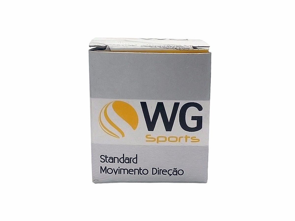 Movimento  Direção WG Sports Standard CX Frezada - Cromado
