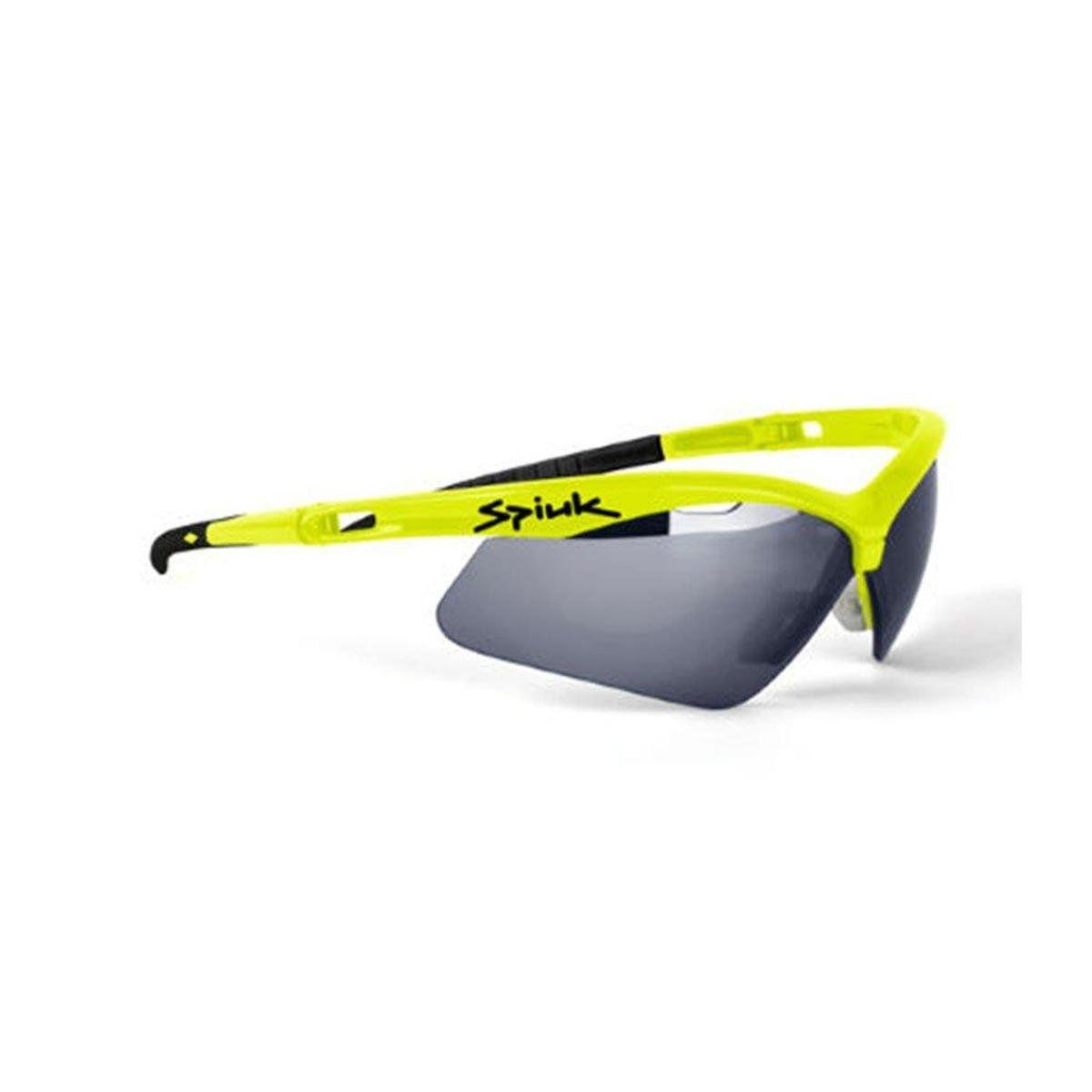 Óculos Ciclismo Spiuk Ventix - Amarelo