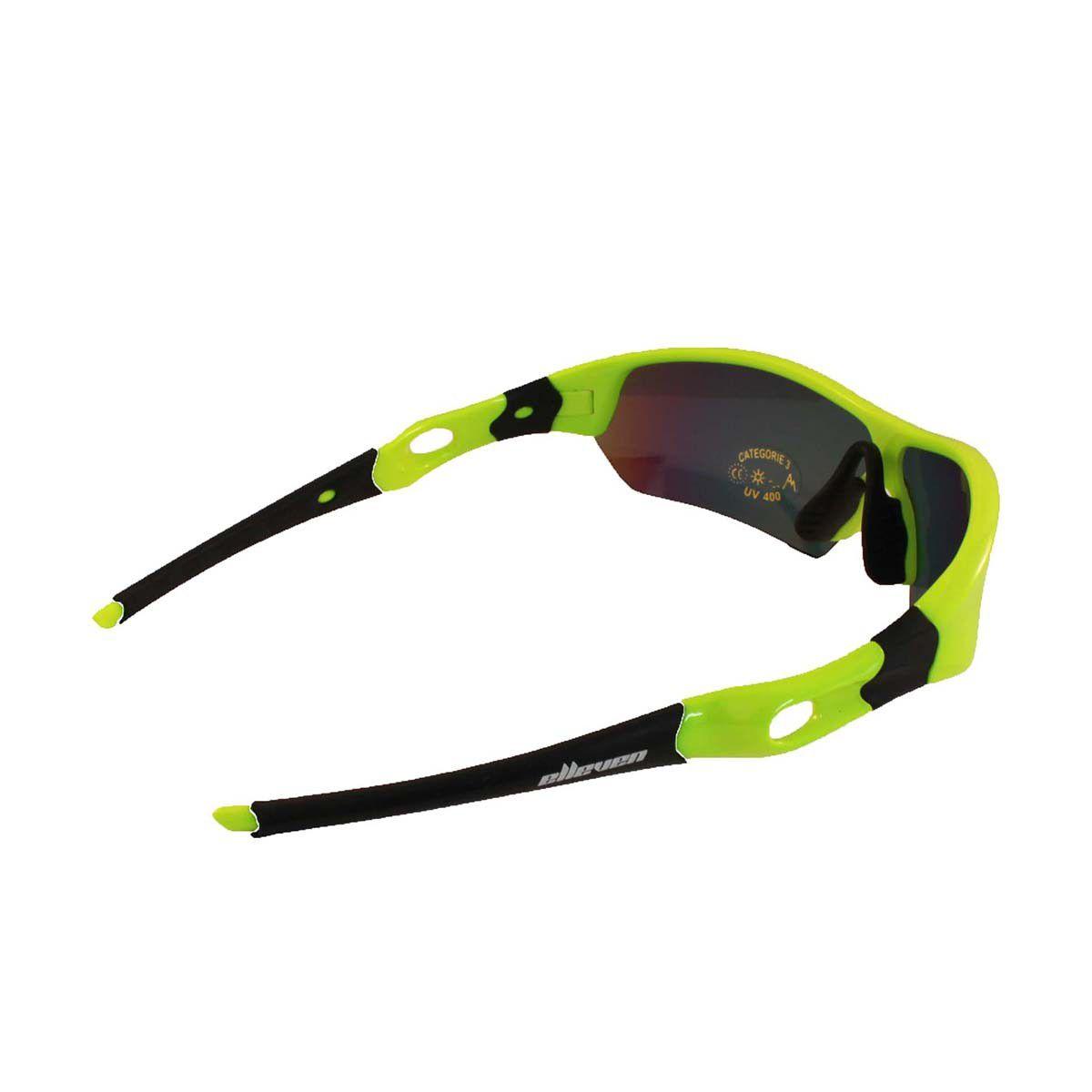 Óculos Elleven Spider Lente Espelhada + Lente Reserva Fumê