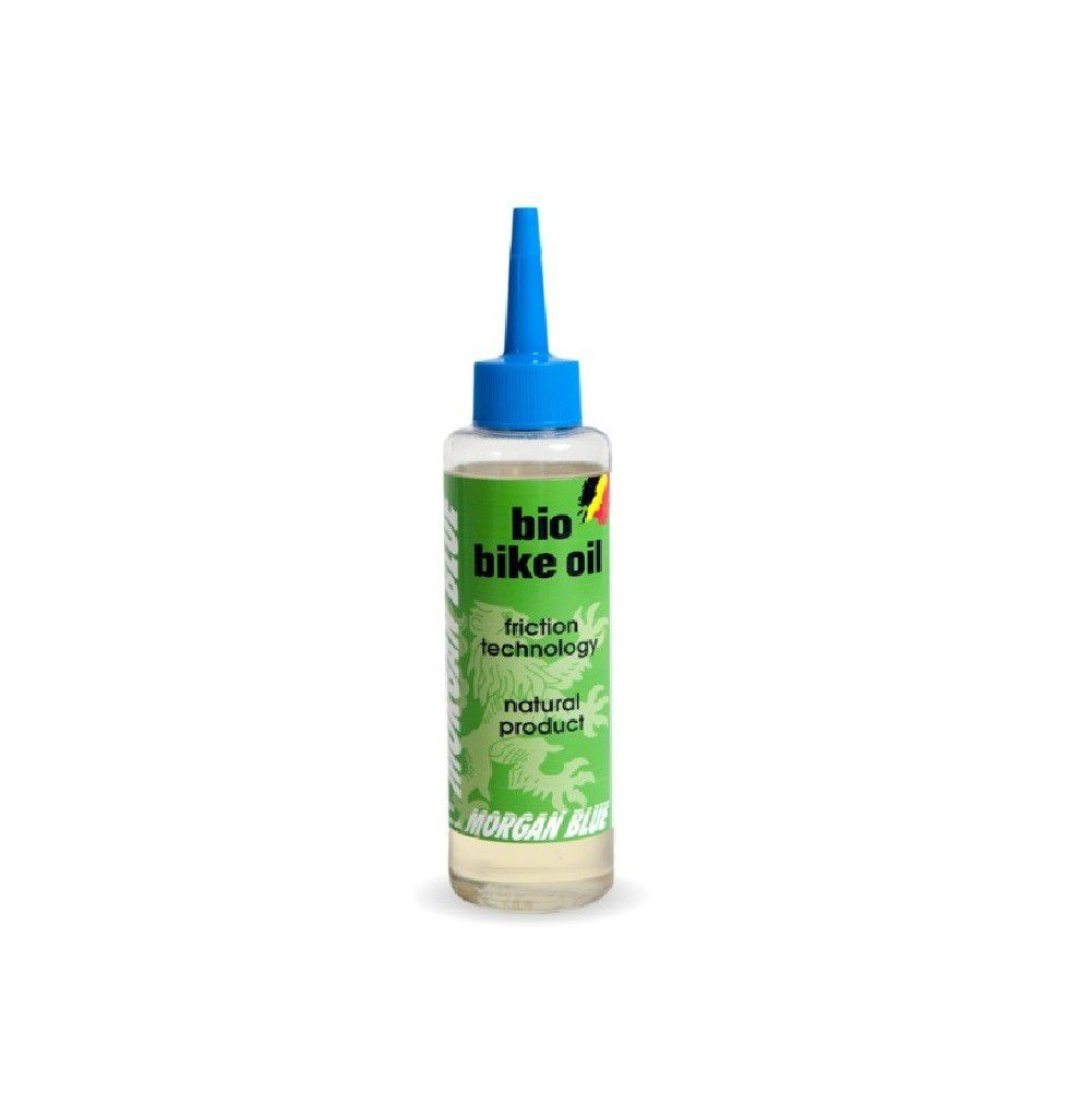 Óleo Lubrificante Morgan Blue Bio Bike Oil 125ml 95% Biodegr