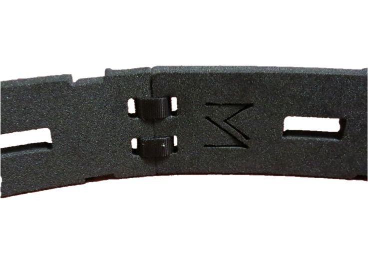 Par de Protetor de Pneu Aro Nomad Defender Tubeless Small 17-25mm