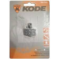 Pastilha de freio KODE para freios Avid Elixir (resina metálica)