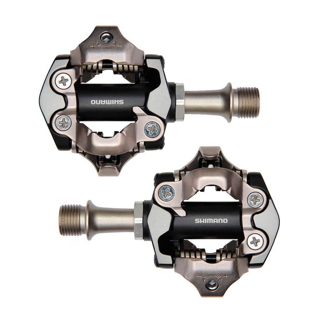 Pedal Clip Shimano XT M8000 com Tacos inclusos