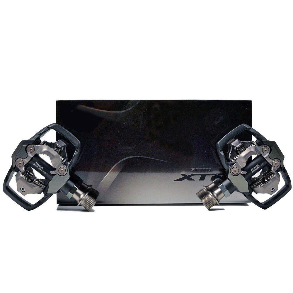 Pedal Clip Shimano XTR PD-M9020 SPD Encaixe com Plataforma