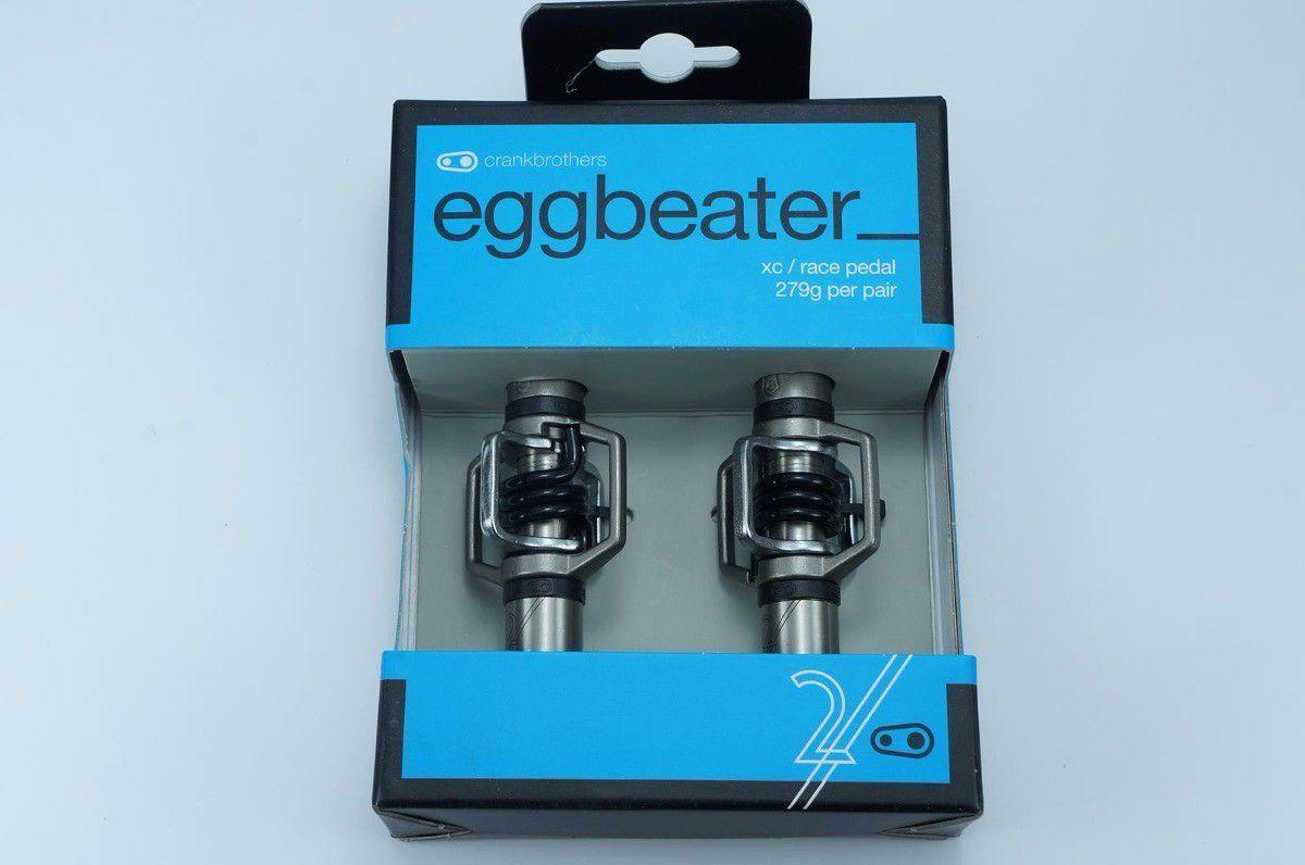 Pedal Crank Brothers Egg Beater 2 Mola Preta