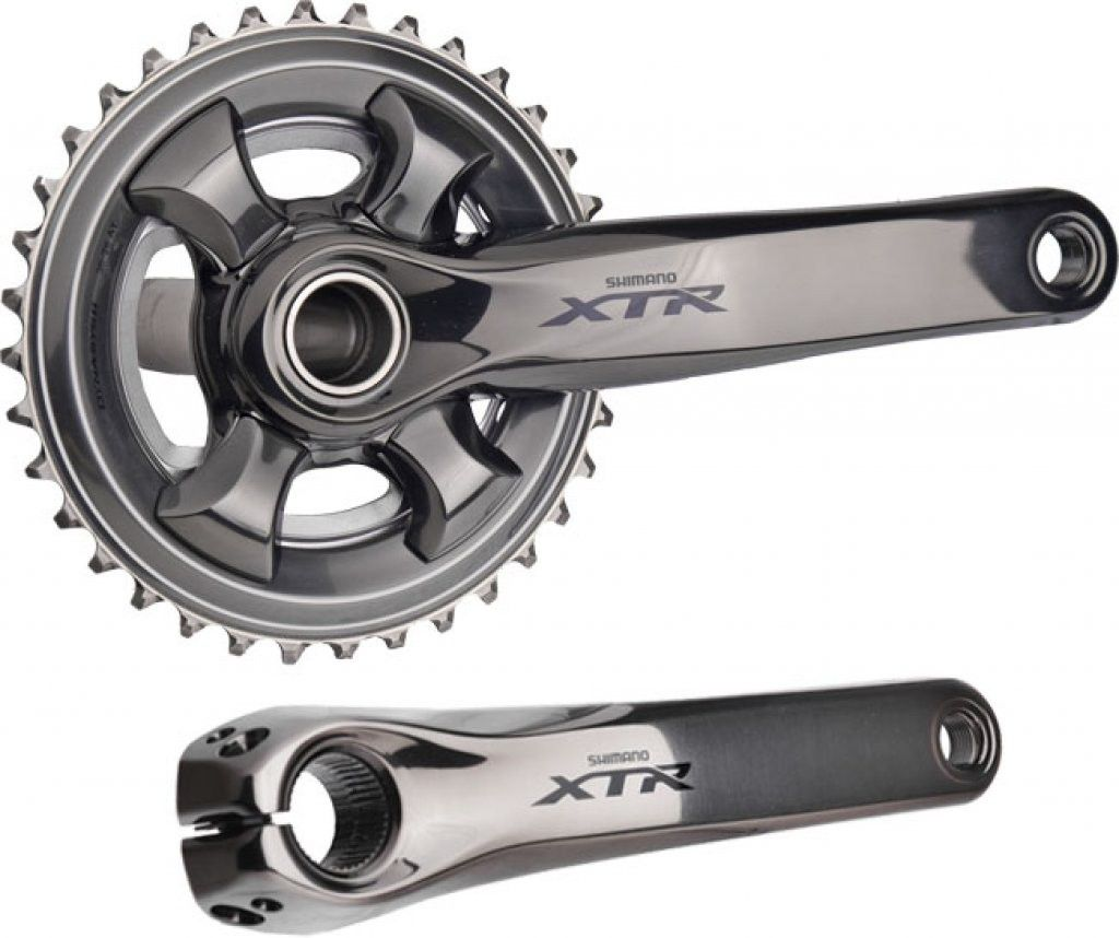 Pedivela Shimano Xtr 11V FC-M9020 Hollowtech 175Mm (26/36)