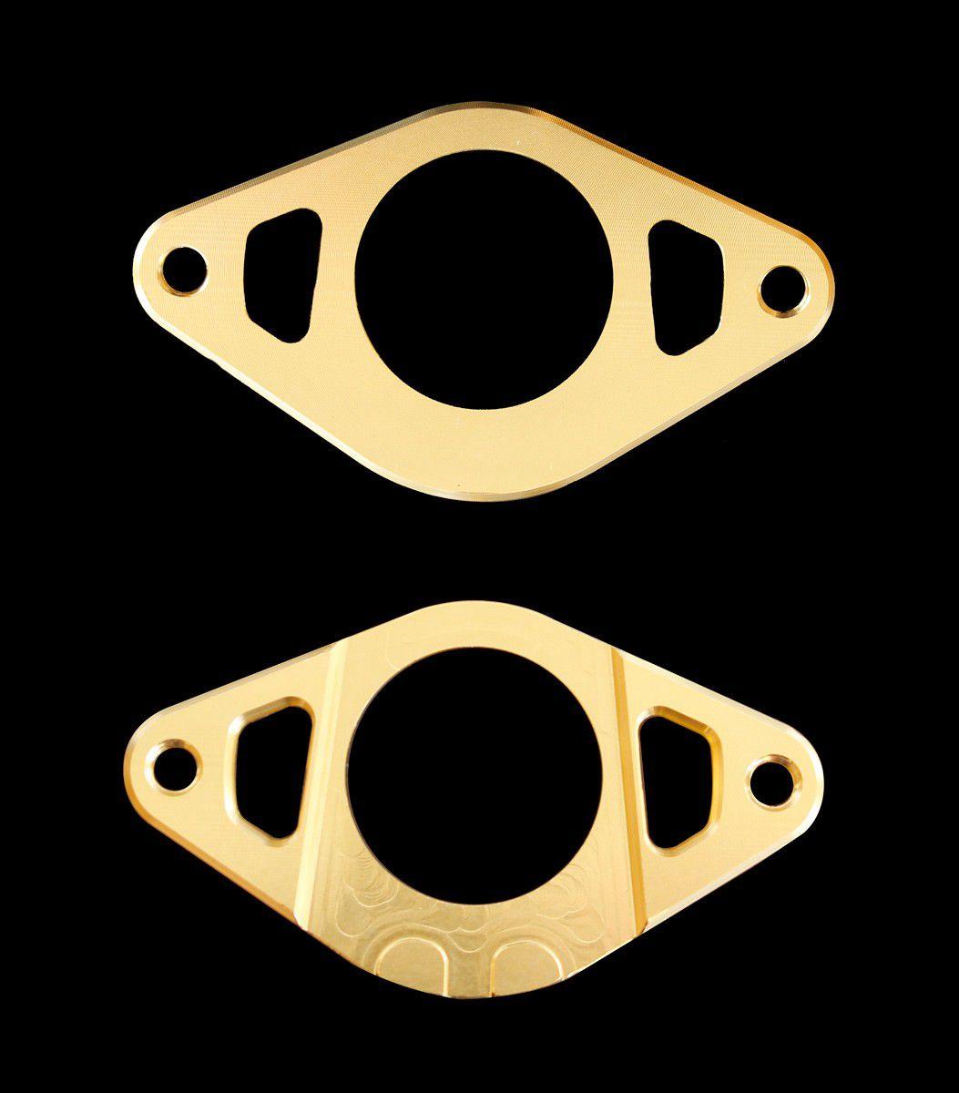 Plate COLONY para Sistema de Freios BMX com Rotor/Giro