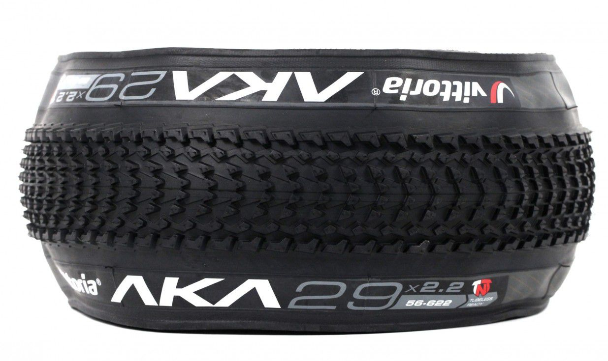 Pneu Aro 29 Vittoria Aka Kevlar 29x2.0 Cross Country