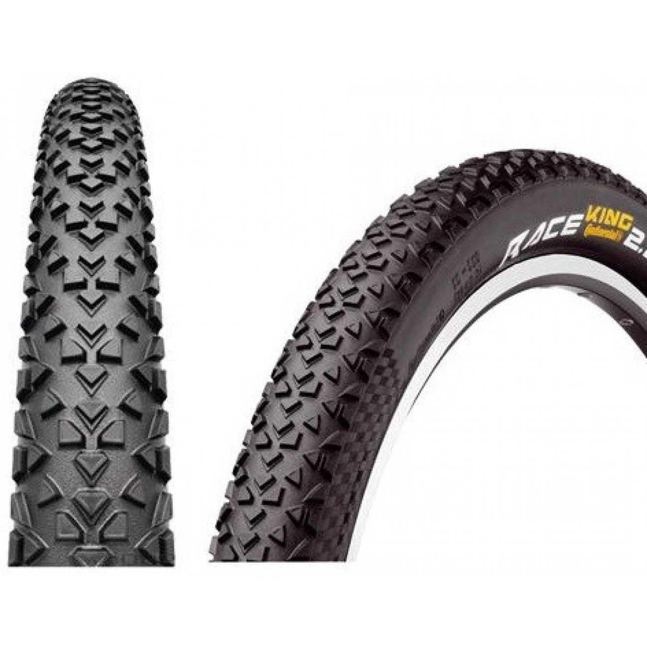 Pneu Continental Race King 29x2.0 Kevlar 29er