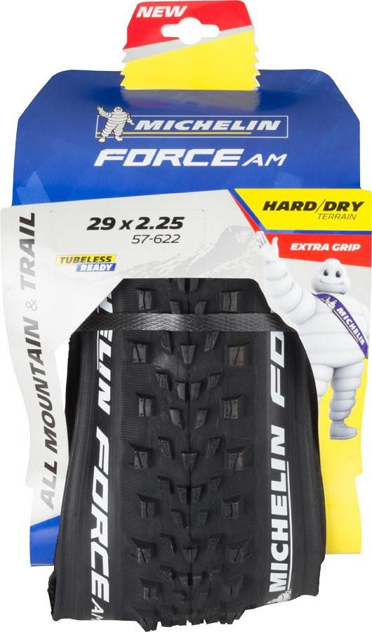 Pneu Michelin Force Am Competition 29x2.25 Kevlar Tubeless Ready