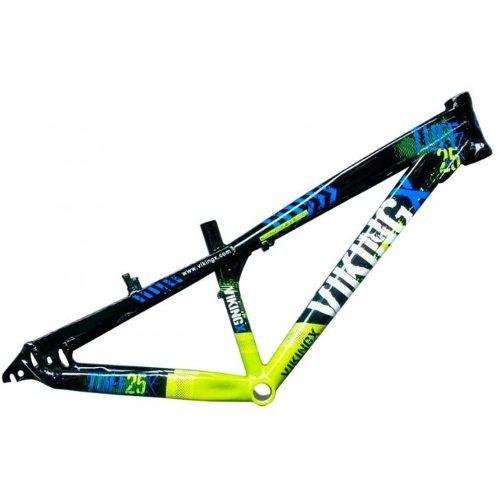 Quadro para Bicicleta VikingX Tuff 25 Aro 26 Freeride Downhill Dirt