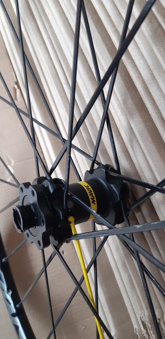 Roda aro 29 Mavic Crossmax Pro Sram XD Eagle (Par) - semi nova