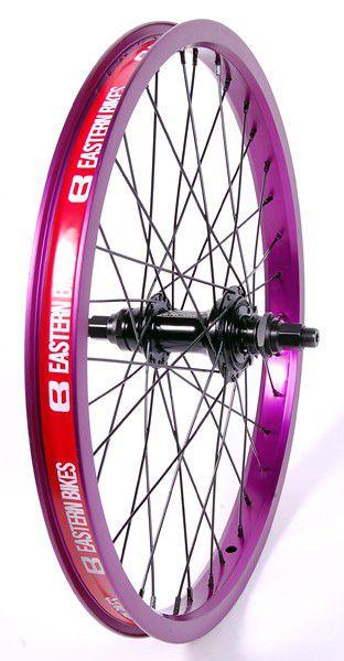 Roda Traseira Bmx Eastern Bikes k7 9 dentes Folha dupla
