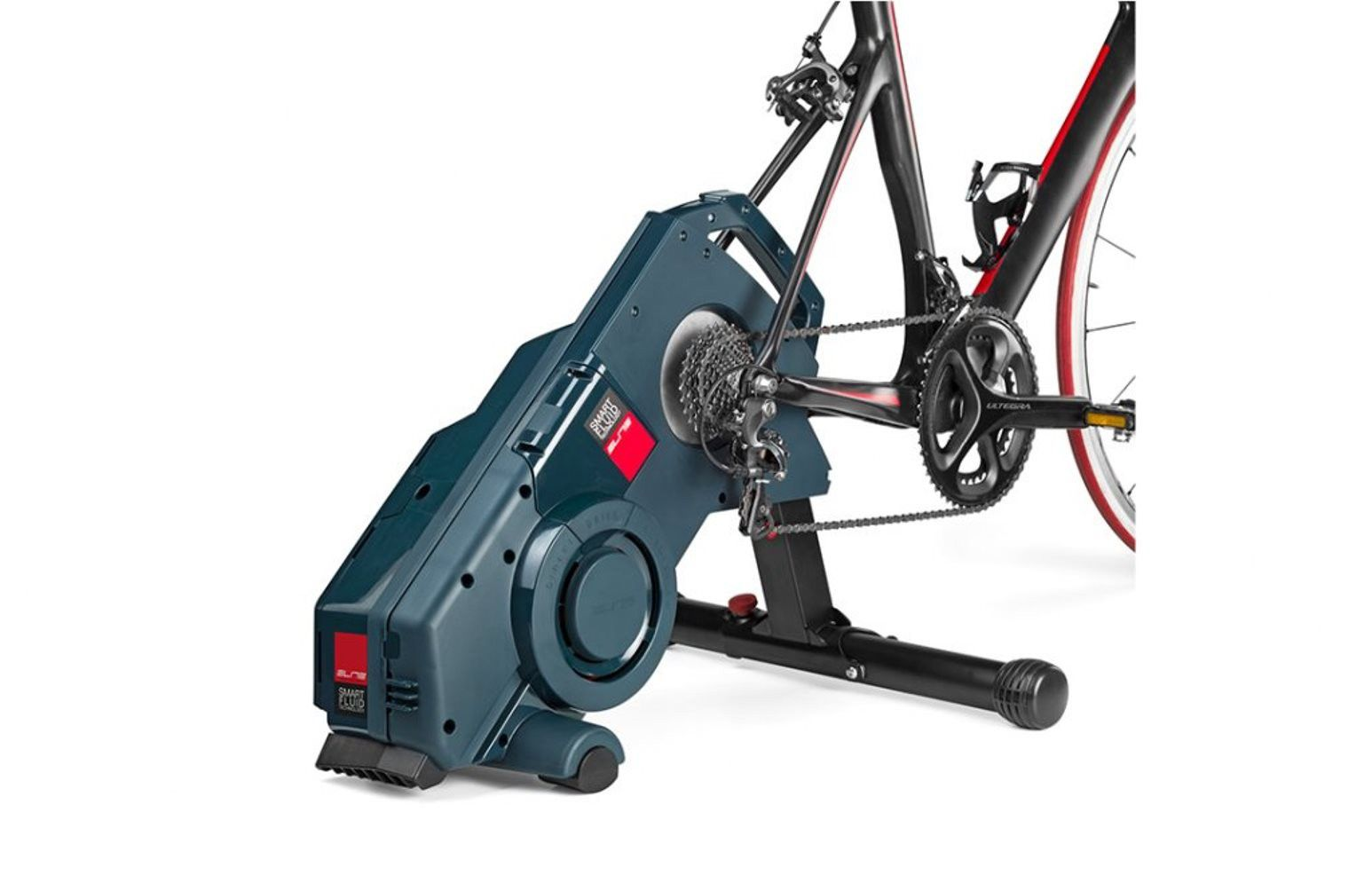 Rolo de Treino para Bicicleta Elite Turno Smart Fluid