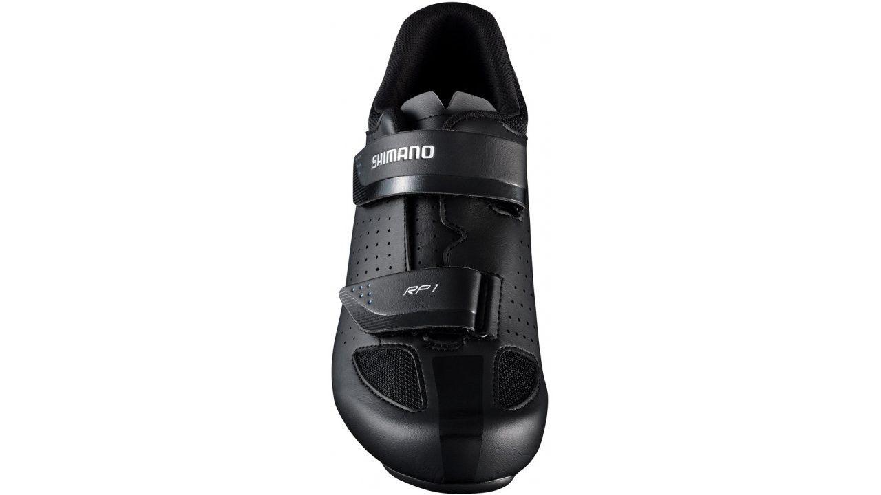 Sapatilha Shimano Speed RP1 RP100 Preta + Pedal RS500 com tacos