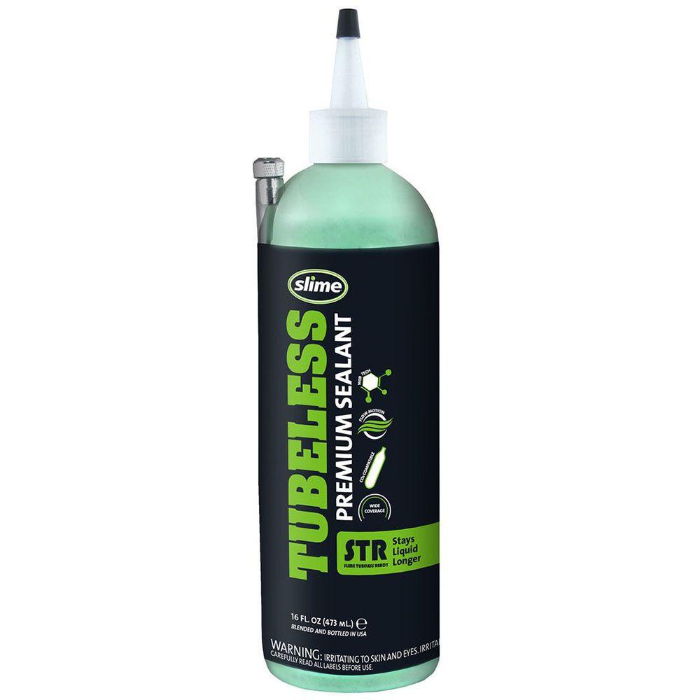 Selante Slime Premium Pneu Tubelles ( anti-furos ) 473ml