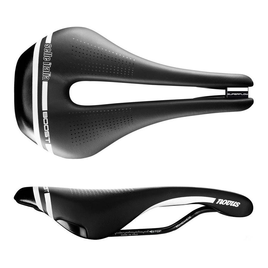 Selim Selle Italia  Novus Boost SuperFlow TM S3