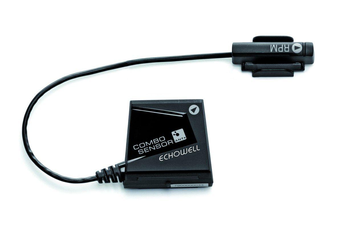 Sensor de Cadência e Velocidade Echowell GTR-20 ANT+