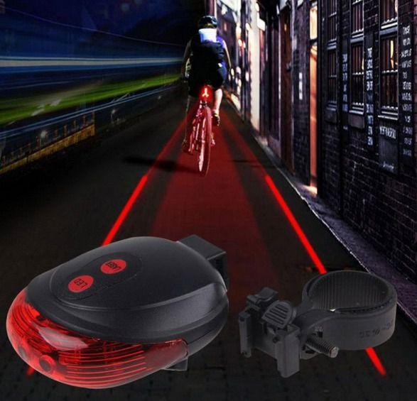 Sinalizador de 5 Leds X-Plore - Ciclofaixa Virtual Laser