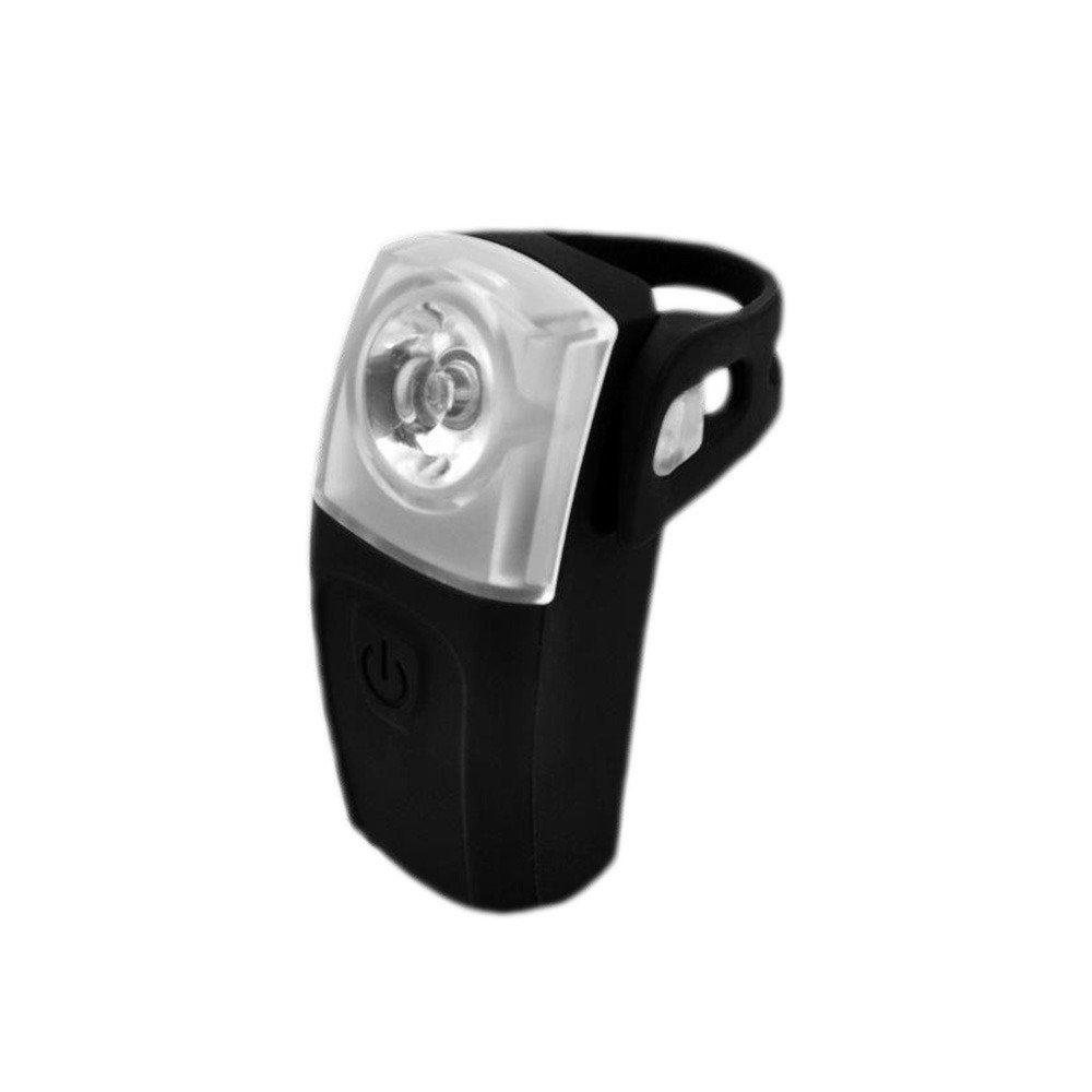 Sinalizador Traseiro X-Plore Silicone 3 led USB Recarregável