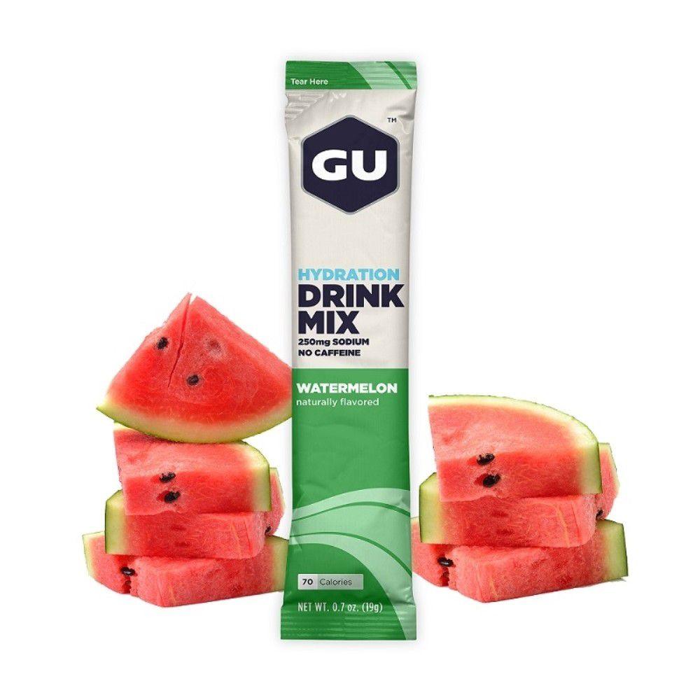 Suplemento GU Hydration Drink Mix Sabor Melancia