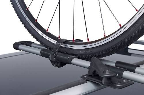 Suporte Calha Thule Freeride 532 Bicicleta Rack Teto
