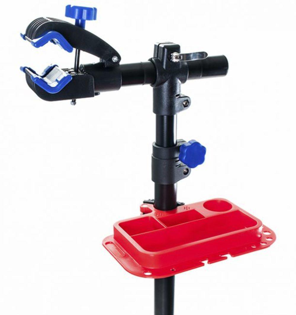 Suporte Cavalete Manutenção Bike Oficina Absolute Nero - Articulavel com bandeja