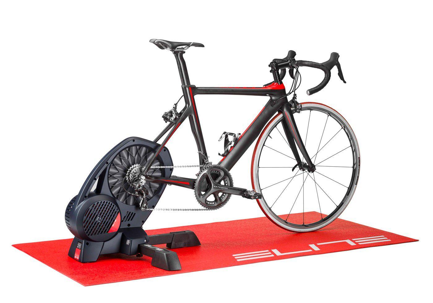 Tapete Elite para Rolo de Treinamento Bike - Training Mat