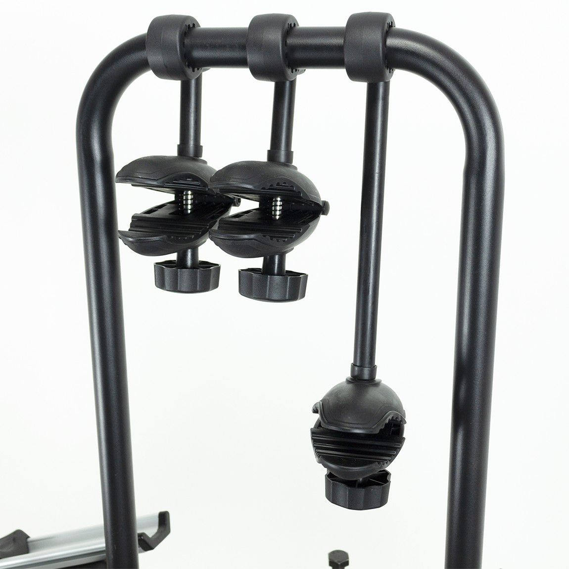 Transbike Reboque Tsw Aero 3 P/ Engate 3 Bikes Inclinável