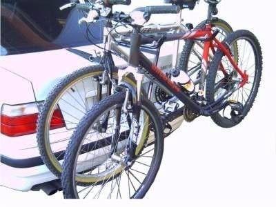Transbike  Suporte Bicicleta Para Carro Até 02 Bicicletas