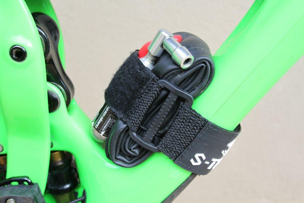 Wrap - Fita Velcro para suporte de camara de ar, co2 e espatula. - S-Tres
