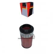 Filtro De Ar Motor - L200 2010 A 2012 / Troller T4 2012 A 2013 - Jfa575