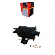 Filtro De Combustivel Blindado - Celica 1985 A 1989 / Corolla 1987 A 2001 / Corona 1983 A 1987 - Jfc235
