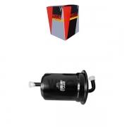 Filtro De Combustivel Blindado - Grand Vitara 1998 A 2005 / Tracker 2001 A 2002 - Jfc823