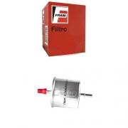 Filtro De Combustivel Courier 97 A 00 / Escort 97 A 98 / Fiesta 97 A 01 / Ka 95 A 03 / Mondeo 98 A 00 / Mustang 94 A 95 / Ranger 93 A 94 G3802A