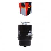 Filtro De Combustivel Diesel - Blazer 2005 A 2012 / Frontier 2006 A 2007 / S10 2006 A 2007 / Xterra 2006 A 2007 - Fcd20661