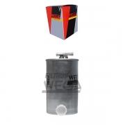Filtro De Combustivel Diesel Com Dreno - Ranger 2002 A 2004 - Fcd2062
