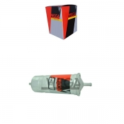 Filtro De Combustivel Injecao Eletronica - Bmw 316I 1990 A 1994 / Bmw 318I 1990 A 1991 / Bmw 850Ci 1995 A 1999 / Bmw 850Csi 1993 A 1995 - Fci1731