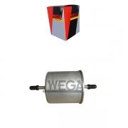 Filtro De Combustivel Injecao Eletronica - Volvo S60 2001 A 2004 / Volvo S80 1998 A 2006 / Volvo V70 2002 A 2007 / Volvo Xc70 2002 A 2008 - Fci18662