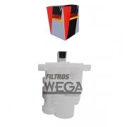 Filtro De Combustivel Interno Tanque - Equus 2012 A 2013 / Genesis 2012 A 2013 / Quoris 2016 A 2017 - Jfch28