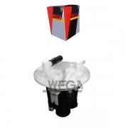 Filtro De Combustivel Interno Tanque - Pajero Io 1999 A 2002 / Pajero Tr4 2003 A 2007 - Jfc504