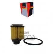 Filtro De Oleo Refil - Bmw 328Ia 2012 A 2013 / Bmw X1 2011 A 2012 / Bmw Z4 2011 A 2012 - Woe232