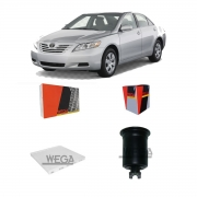 Kit Filtros Cabine Combustivel - Toyota Camry 2002 A 2006
